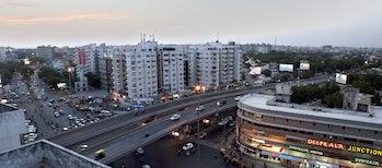 Ahmedabad cityscape