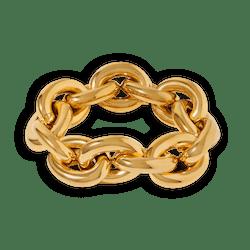 Bottega Vaneta Gold-tone bracelet