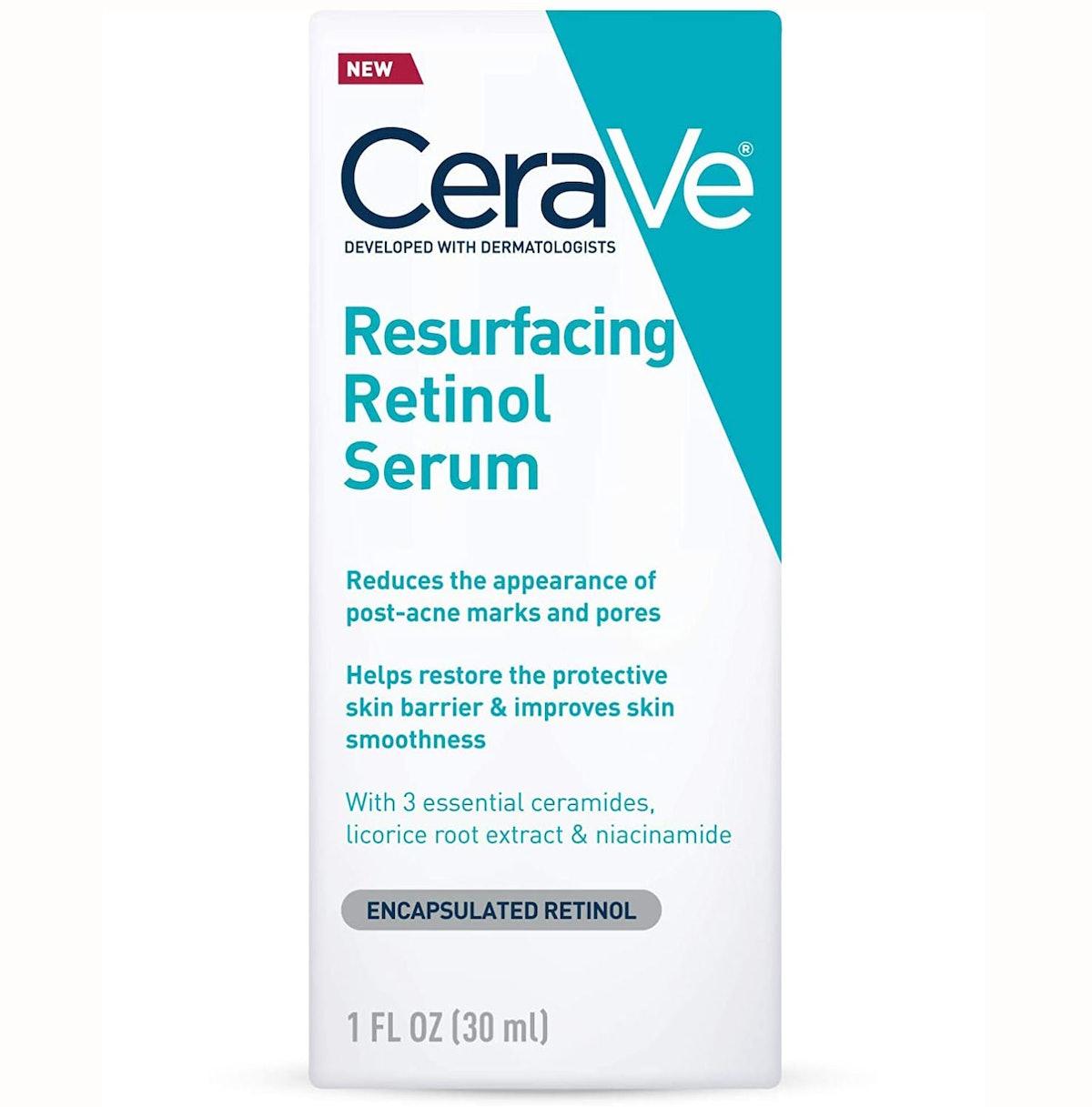 CeraVe Resurfacing Retinol Serum