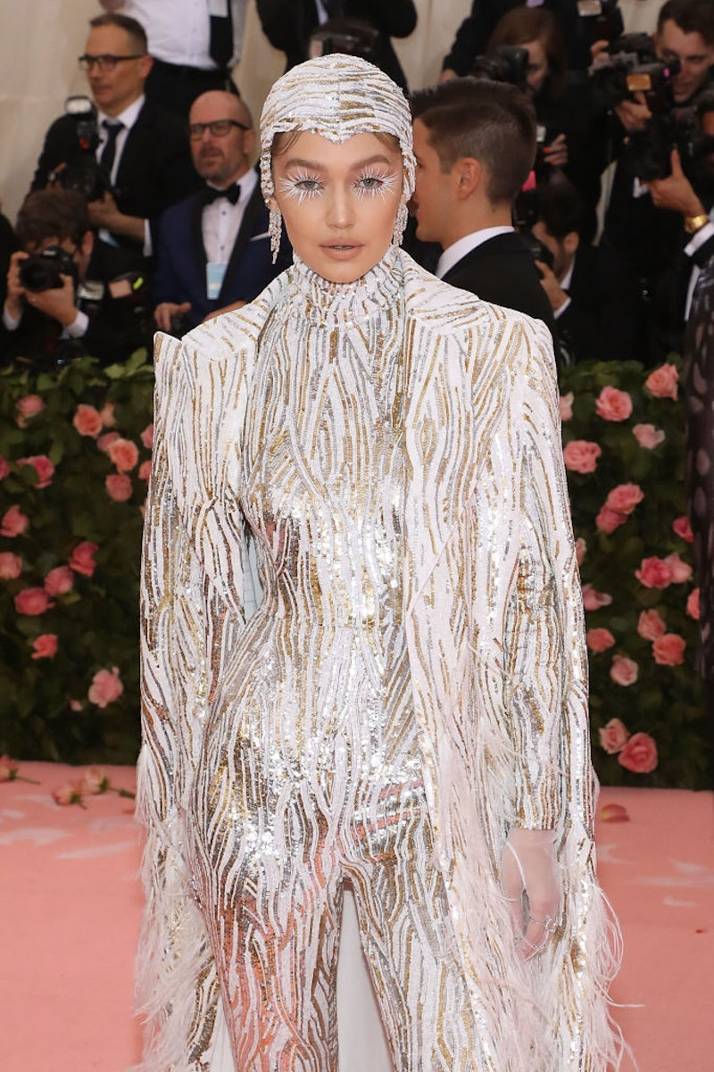 The most memorable makeup looks from 2019's Camp-themed Met Gala.