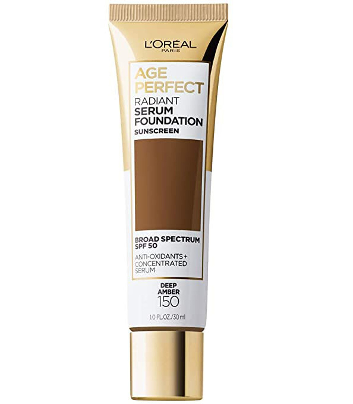 L'Oreal Paris Age Perfect Radiant Serum Foundation with SPF 50