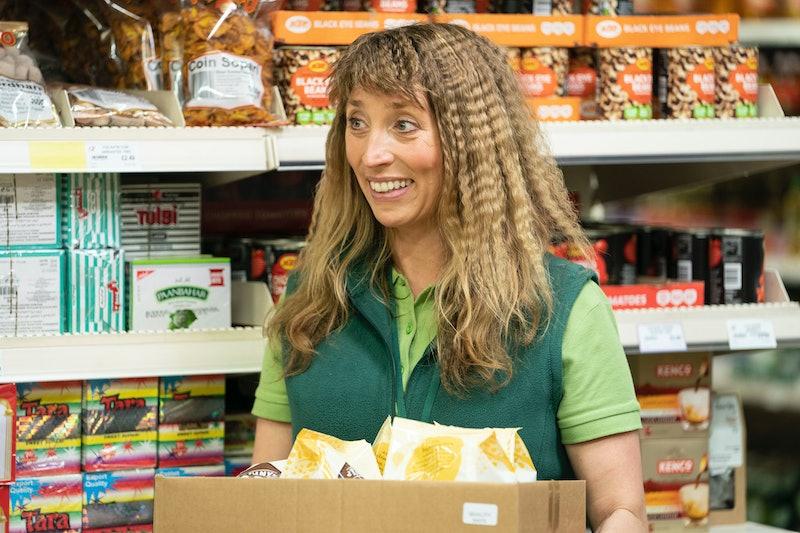 Daisy Haggard as Miri Matteson in 'Back To Life' Season 2
