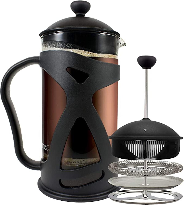 KONA French Press Coffee Maker