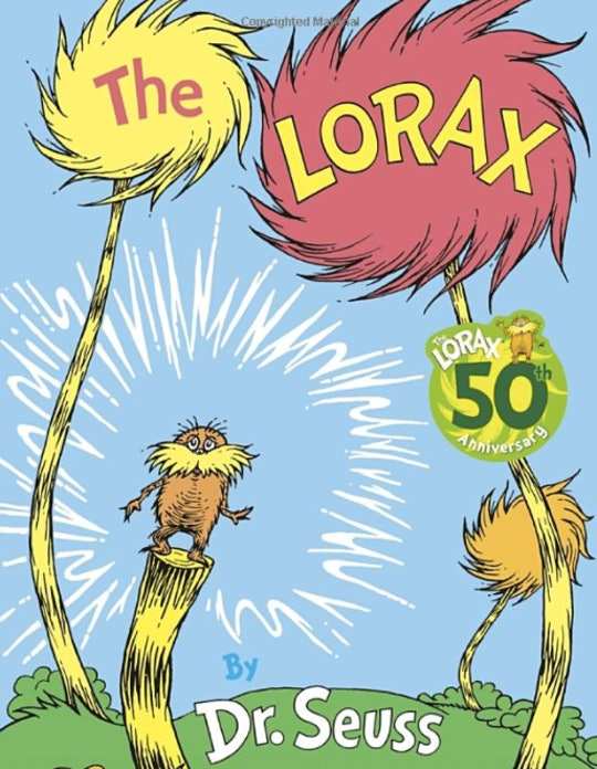 Book cover of Dr. Seuss's The Lorax