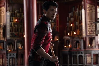 Simu Liu plays Shang-Chi in Marvel's 'Shang-Chi and the Legend of the Ten Rings.'