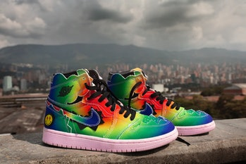 Jordan Brand x J Balvin Air Jordan 1