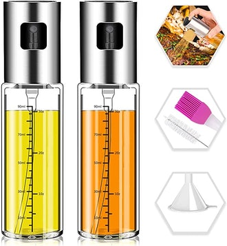 NORBASE Olive Oil Spray Bottle (2-Pack)