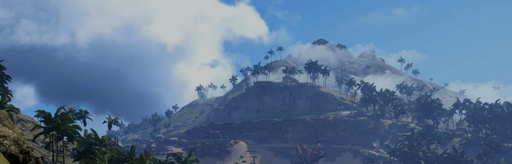 Warzone Pacific map