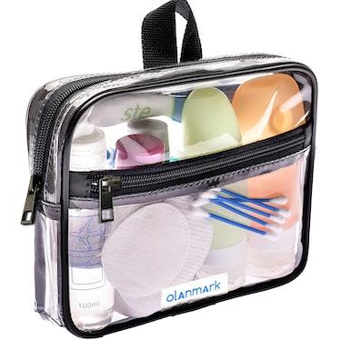 Olanmark TSA Approved Toiletry Bag