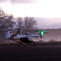 Look: A futuristic eVTOL helicopter is ready for flight tests
