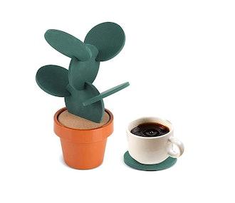 Buery DIY Cactus Coasters