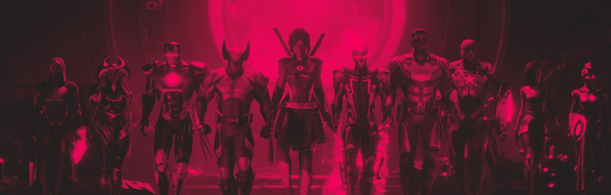 Midnight Suns roster