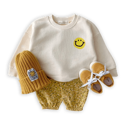 "Kids Smile ""Adore You"" Sweatshirt"