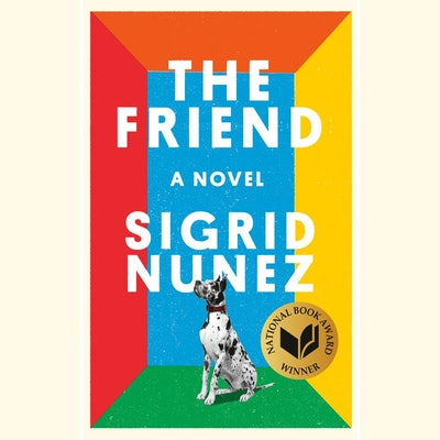 'The Friend' by Sigrid Nunez, read by Hillary Huber