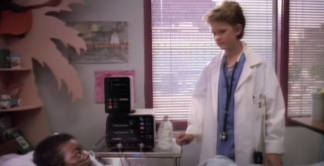 Neil Patrick Harris stars in Doogie Howser M.D.