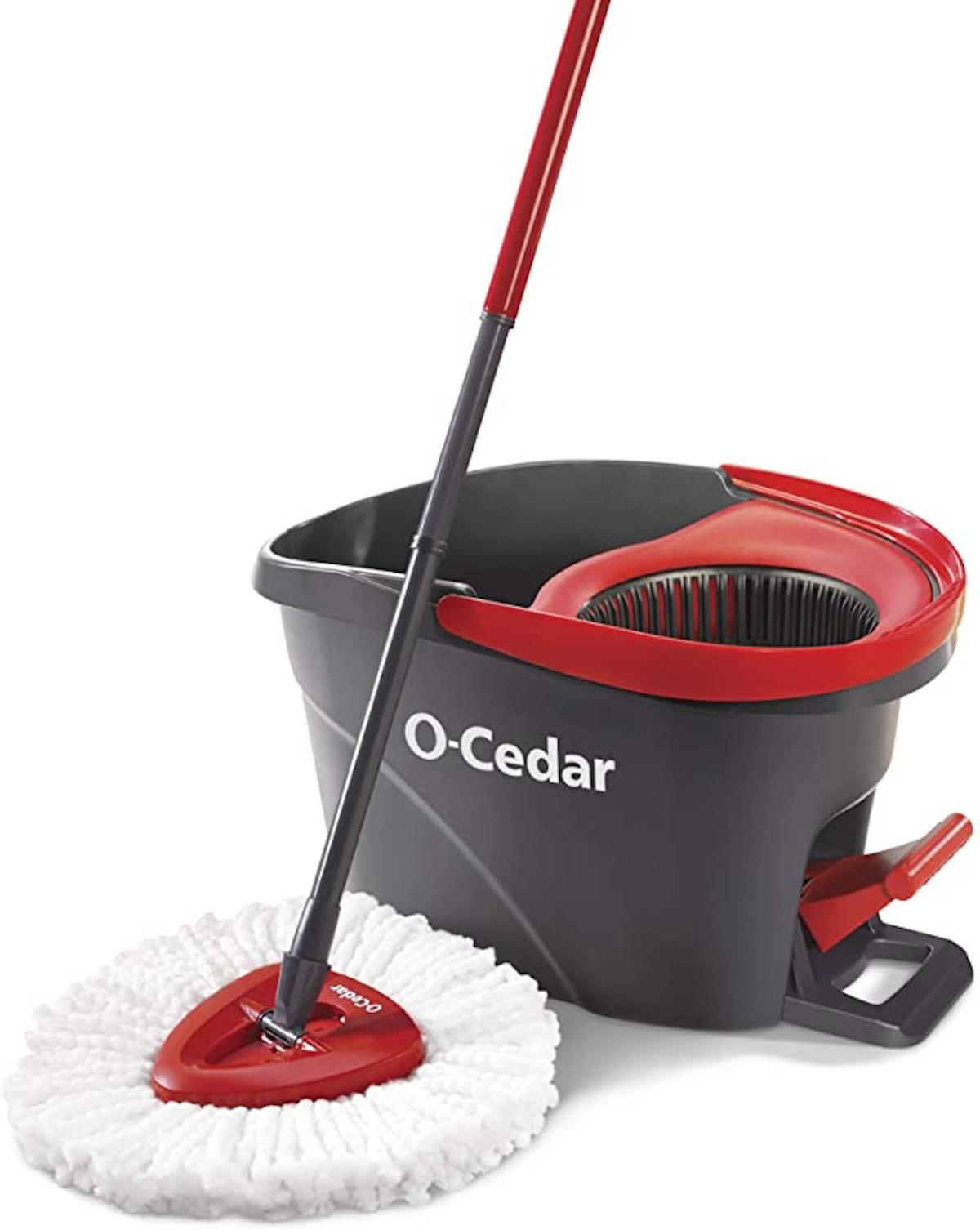 O-Cedar EasyWring Mop and Bucket