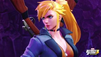 Ultimate Alliance 3 The Black Order Elsa Bloodstone