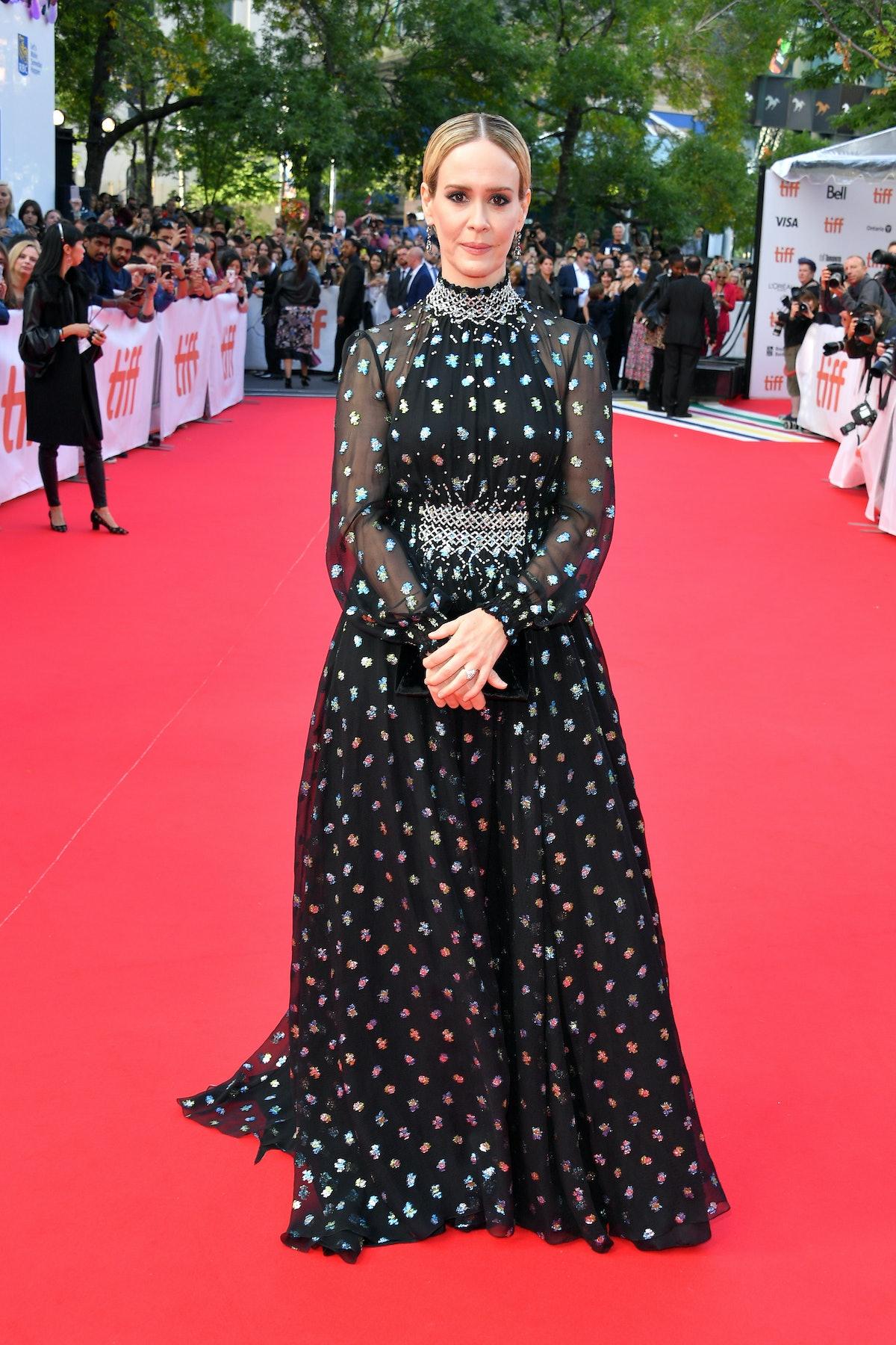 Sarah Paulson red carpet