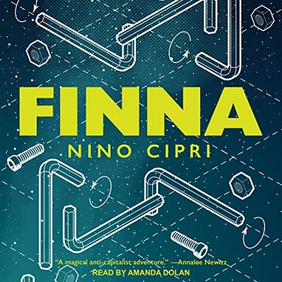 'Finna' by Nino Cipri, read by Amanda Dolan