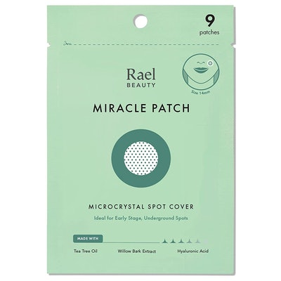 Rael Microcrystal Acne Healing Patch (9 Patches)