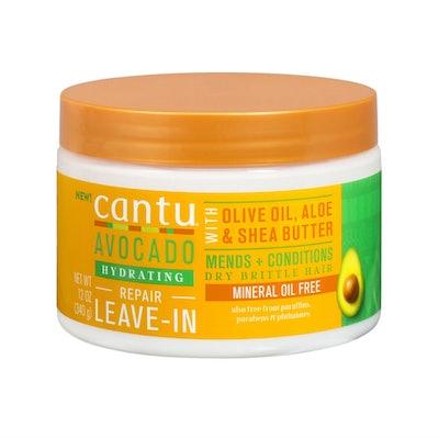 Cantu Avocado Leave In Conditioning Repair Cream