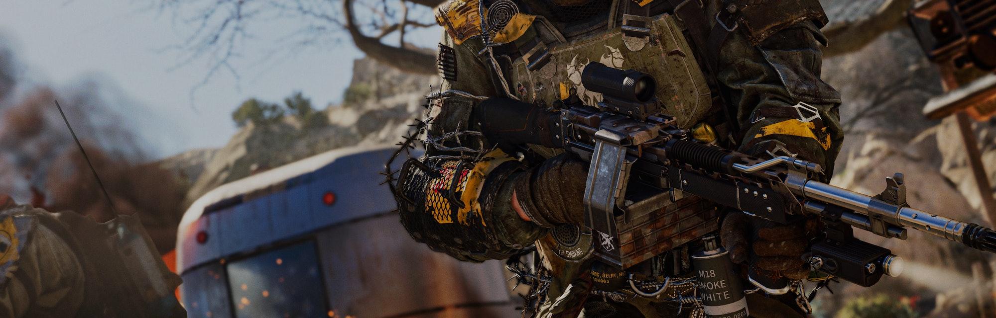 Warzone Stoner 63