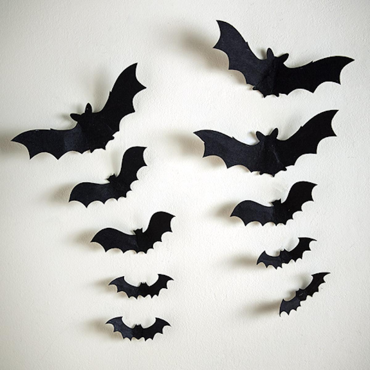 Set of 10 Bats