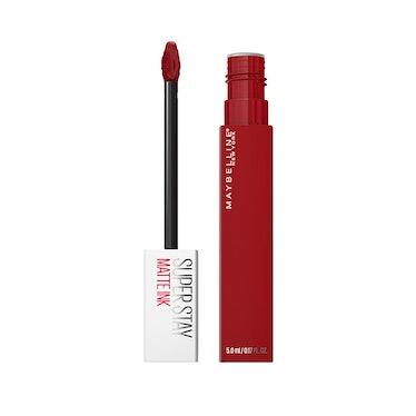 Maybelline New York SuperStay Matte Ink Liquid Lipstick, Exhilarator