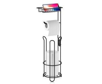 XEEX Toilet Paper Holder Stand