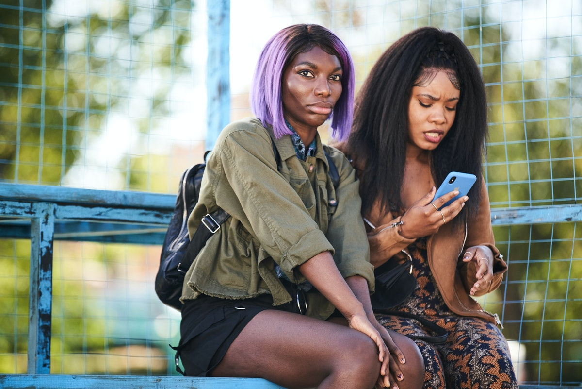 Michaela Coel, Weruche Opia in HBO's Emmy nominated 'I May Destroy You'