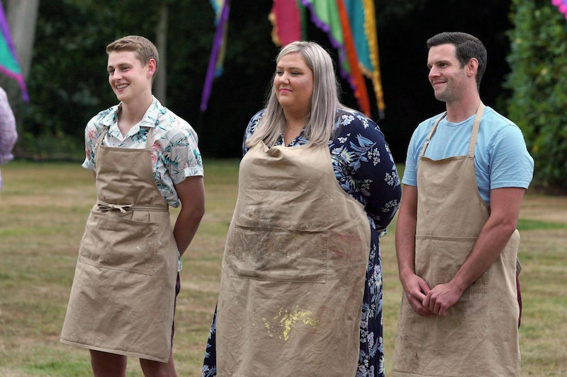 'The Great British Bake Off' 2020