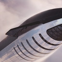 SpaceX Starship: Incredible render shows how Mars rocket design is evolving
