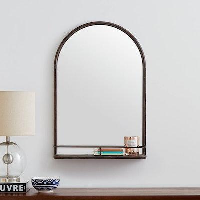 Stone & Beam Iron Wall Mirror