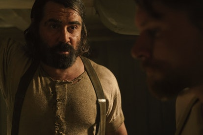 Henry Drax (COLIN FARRELL), Patrick Sumner (JACK O'CONNELL)