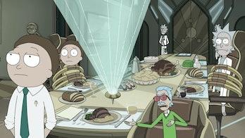 rick and morty season 5 finale season 1 episode 9