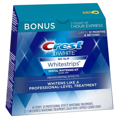 Crest 3D White Professional Effects Whitestrips (20- Pack)