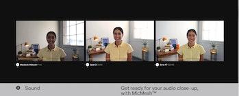 Opal C1 webcam comparison