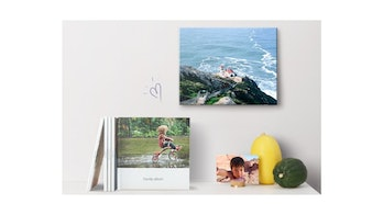 Some canvas prints from Google Photos