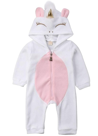 Unicorn Baby Halloween Costume