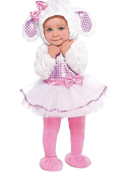 Little Lamb Baby Halloween Costume