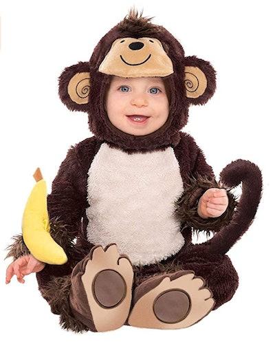Monkey Baby Halloween Costume