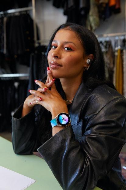 Sami Miró for Samsung x Sami Miró Collection.