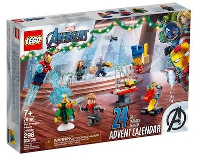 Lego Marvel Avengers Advent Calendar