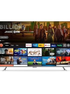 Amazon Fire TV Omni 4K with built-in Alexa