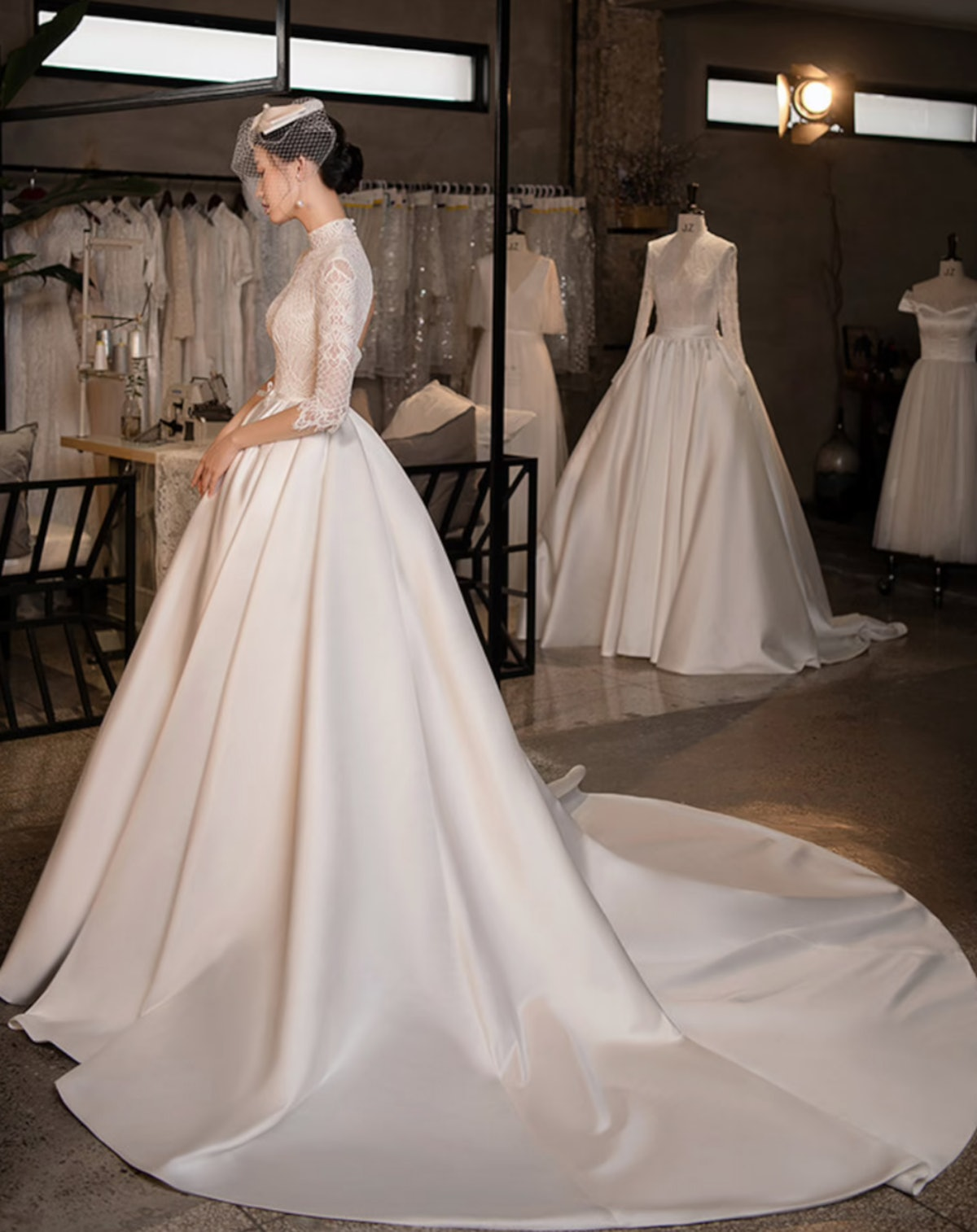 MuguetBridal Wedding Dress