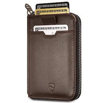 Vaultskin Slim Zip Wallet
