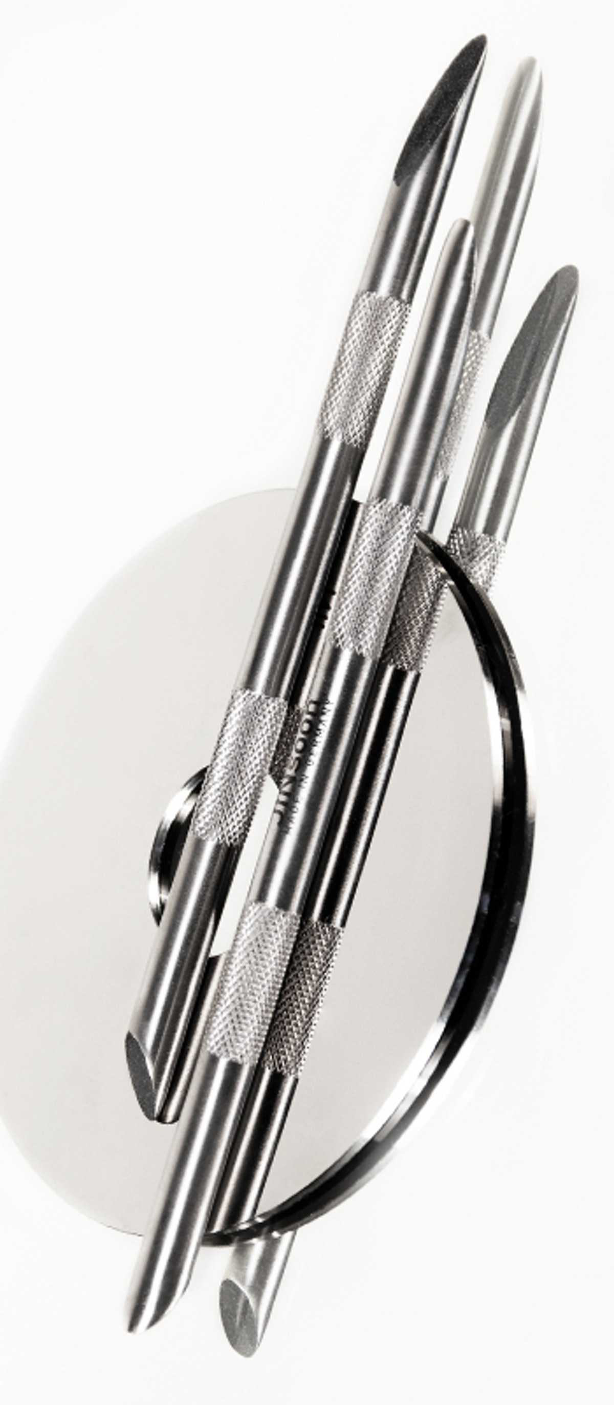 Hypercare Cuticle Pusher + Reducer