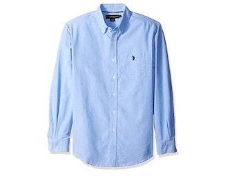 U.S. Polo Assn. Classic Fit Oxford Cloth Shirt