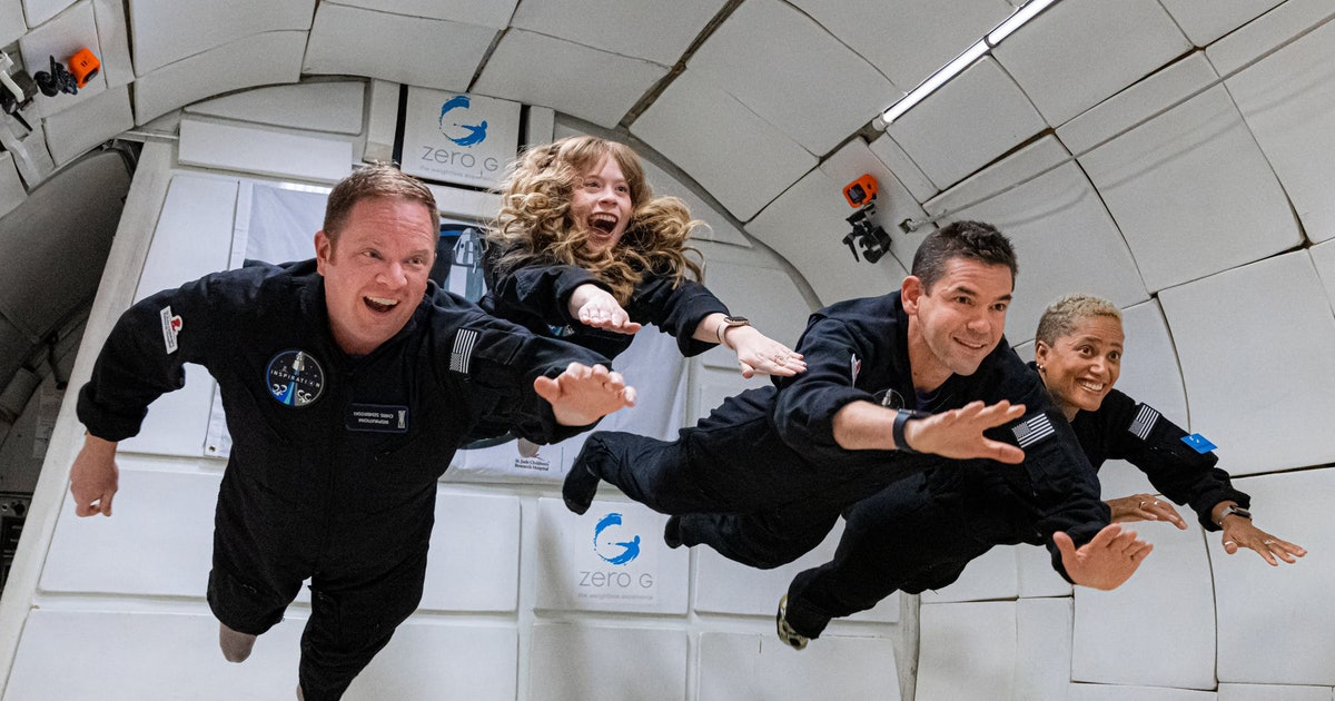 Inspiration4: What the crew's interactions with Elon Musk reveal about SpaceX