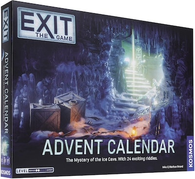 EXIT: Advent Calendar – The Mystery Of The Ice Cave